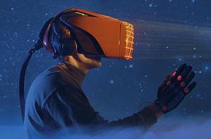 Virtual Reality IOT